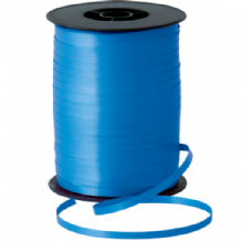 Sapphire Blue Ribbon for Balloons (500m x 5mm)
